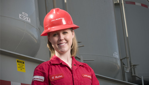 Jobs at Halliburton